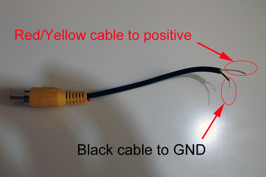 Wiring Rca Video Plug - Wiring Diagrams Recent on