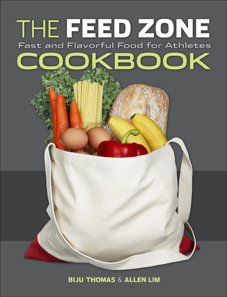 The Feed Zone Cookbook: Fast and Flavorful Food for Athletes (EPUB)