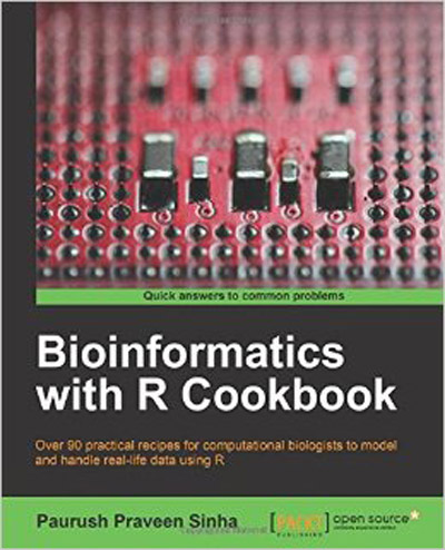 Bioinformatics with R Cookbook (PDF)