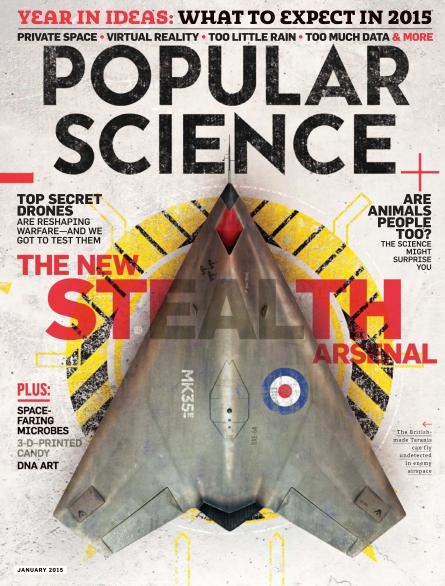 Popular Science - January 2015