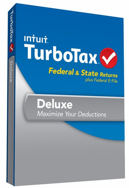 Intuit TurboTax Deluxe v2014.11.5.376