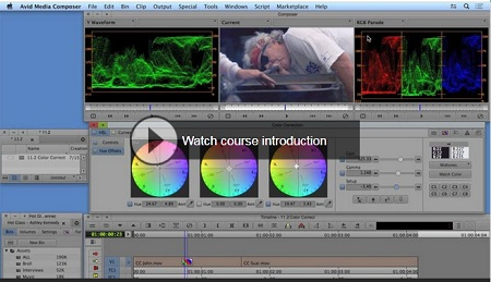 Avid Media Composer 8 Essential Training with Ashley Kennedy (updated Dec 22, 2014)