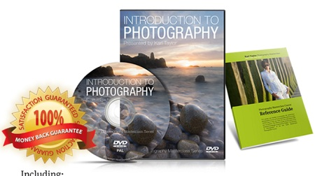 Karl Taylor Photography : Introduction to Digital Photography Course