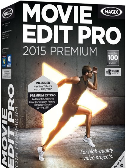 MAGIX Movie Edit Pro 2015 Premium 14.0.0.166 (64 bit)