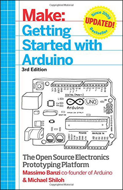 Make Getting Started with Arduino The Open Source Electronics Prototyping Platform (EPUB)