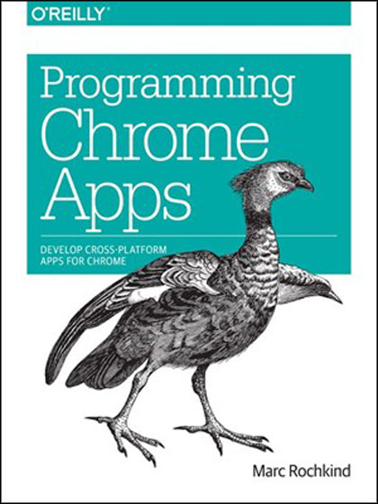Programming Chrome Apps (EPUB)