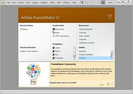 Adobe FrameMaker 12.0.4.445 Multilingual