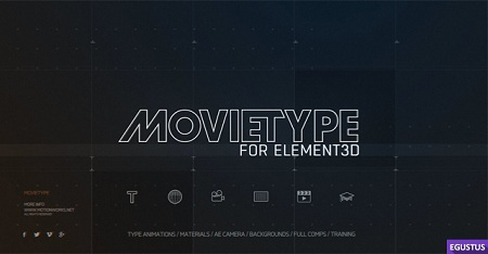 MotionWorks - MOVIETYPE FOR ELEMENT 3D V2