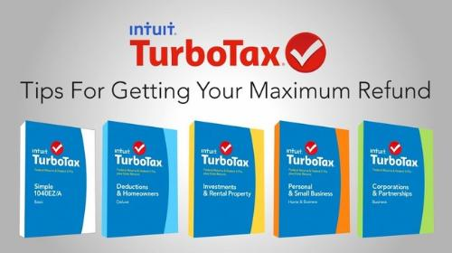 Intuit TurboTax Deluxe / Premier / Home & Business 2014 R13