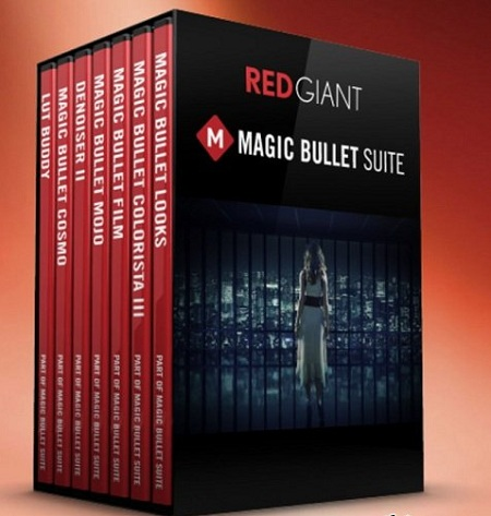 Red Giant Magic Bullet Suite v12.0.2 (Mac OS X)