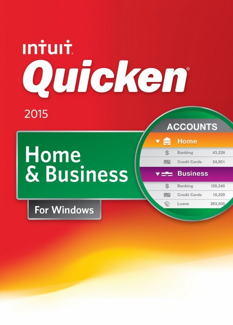 Intuit Quicken Home & Business 2015 R5 24.1.5.11