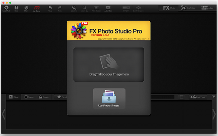 FX Photo Studio Pro 3.0.1 (Mac OS X)