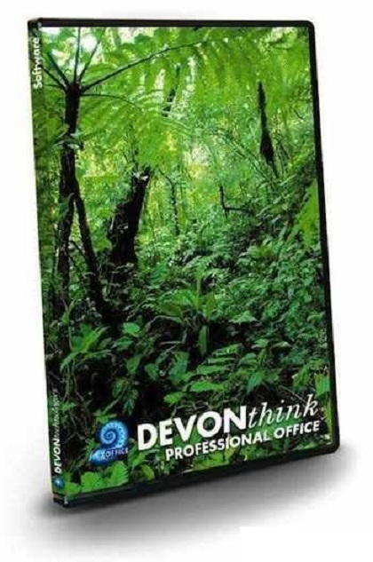 Devonthink Pro Office 2.8.4 (Mac OS X)
