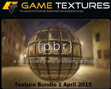 GameTextures: Game Texture Bundle 1