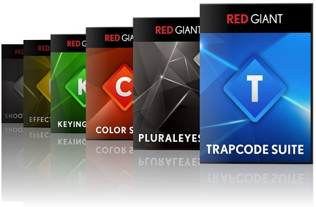 Red Giant Complete Suite for FCP X & Adobe (June.2015) (Mac OS X)