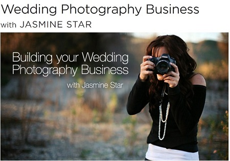 CreativeLive: Wedding Photography Business with Jasmine Star