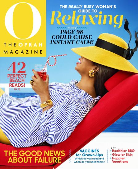 O, The Oprah Magazine USA - July 2015
