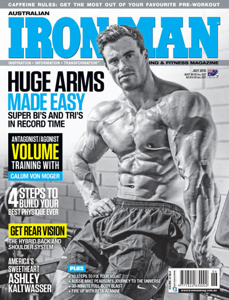 Australian Iron Man - July 2015