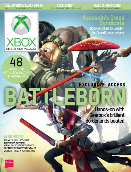 Official Xbox Magazine August.2015