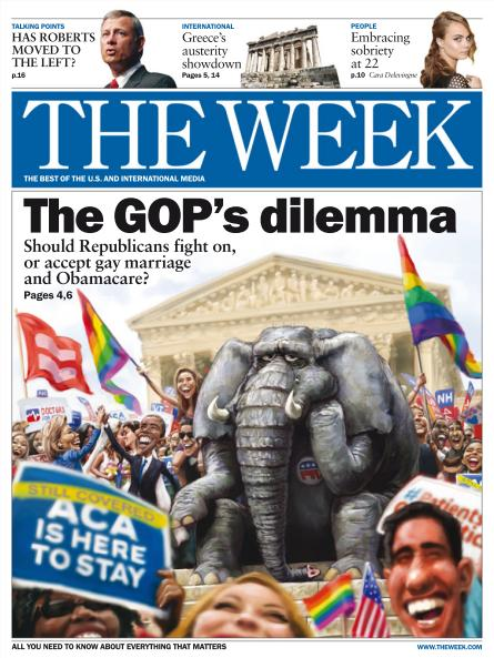 The Week USA - 10 July 2015