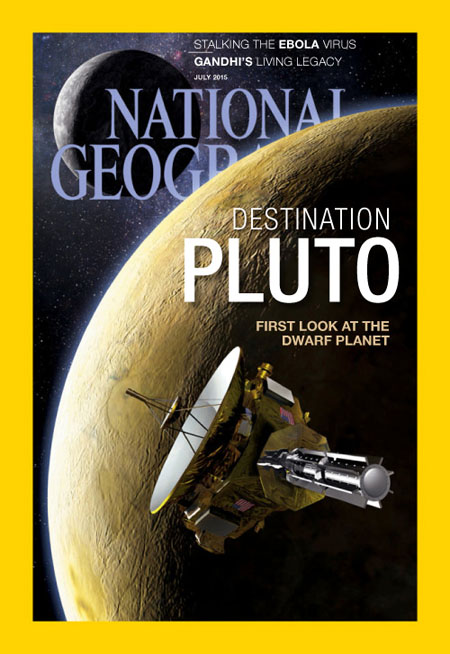 National Geographic USA - July 2015