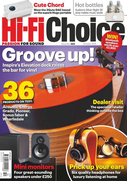 Hi-Fi Choice - October 2015