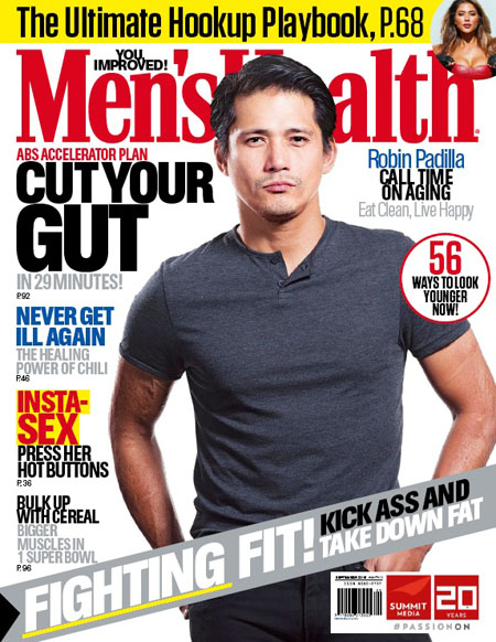 Men's Health Philippines - September 2015
