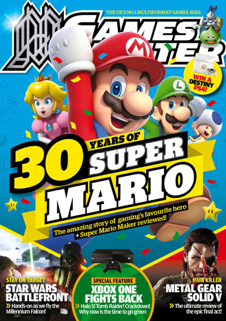 Gamesmaster - October 2015