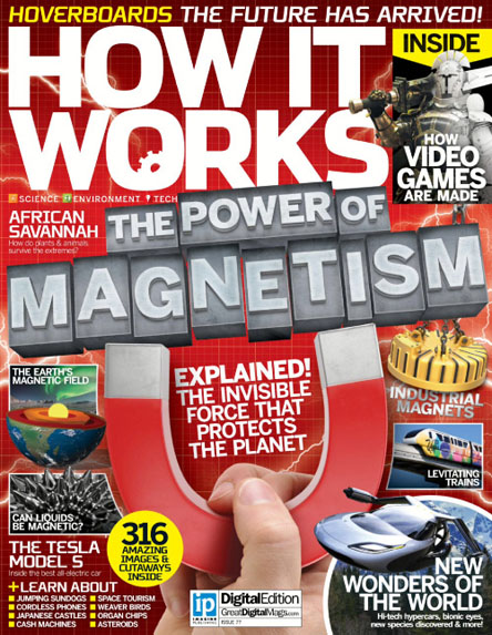 How It Works - Issue 77, 2015