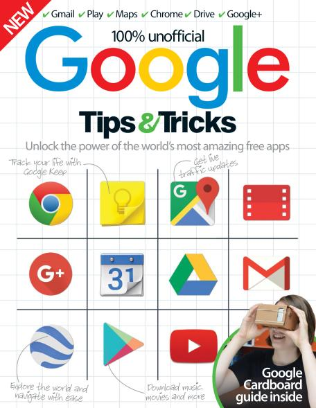 Google Tips & Tricks Volume 2 Second Revised Edition (True PDF)
