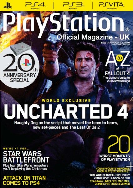 PlayStation Official Magazine – November 2015
