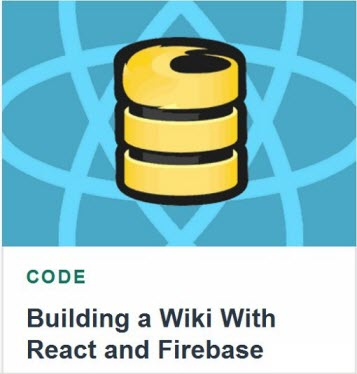Building A Wiki With React And Firebase