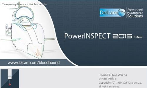 Delcam PowerInspect 2015 R2 SP2 Multilingual (x86/x64)