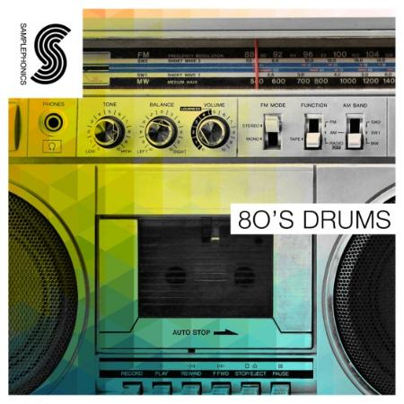 Samplephonics 80 s Drums MULTiFORMAT-AUDIOSTRiKE
