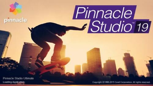 Pinnacle Studio Ultimate 19.0.1 Multilingual With Content Packs (x86/x64)