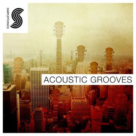 Samplephonics Acoustic Grooves ACiD WAV - AUDIOSTRiKE