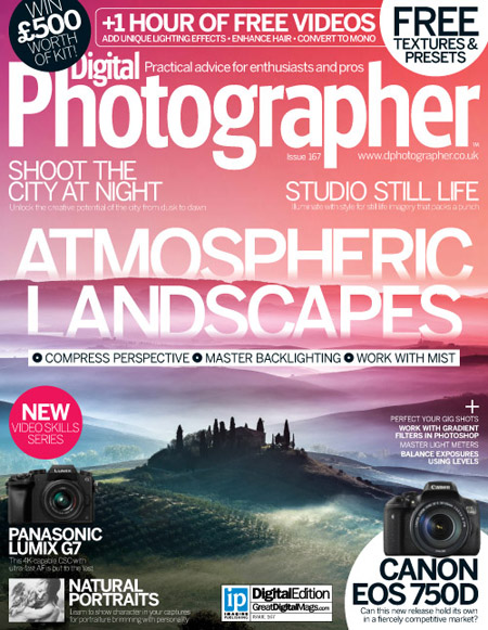 Digital Photographer - Issue 167, 2015