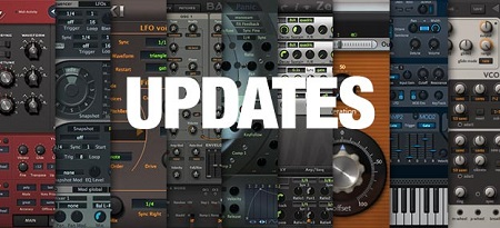 U-he Plugins Pack October 2015 Updates (Mac OS X)