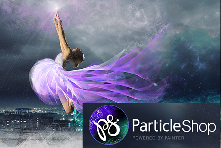 Corel ParticleShop 1.1 (Mac OS X)