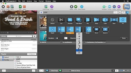 ProPresenter 6.0.11 Build 15037 (Mac OS X)