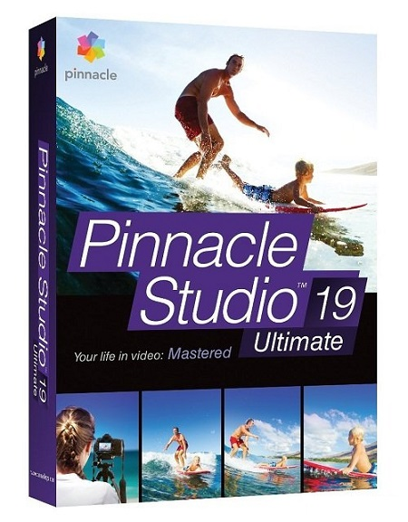 Pinnacle Studio Ultimate 19.0.2 + Content