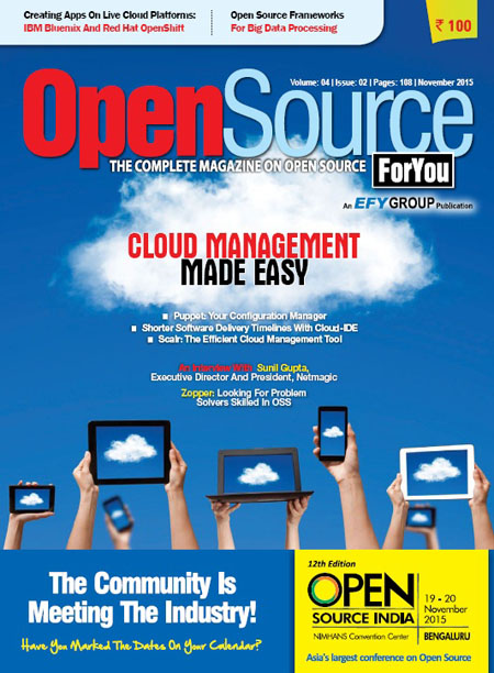 Open Source For You - November 2015