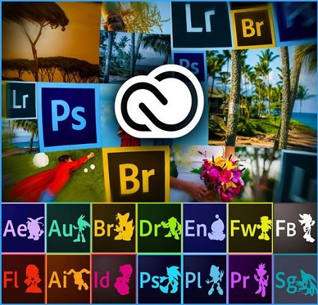 Adobe Master Collection CC 2015 RUS.ENG Update 1