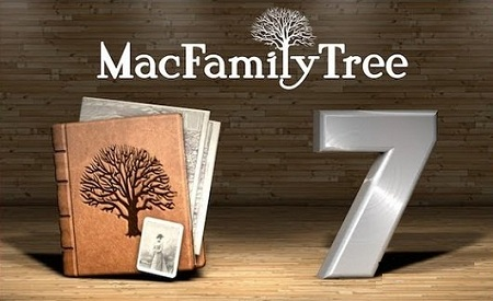 MacFamilyTree 7.6.2 Multilingual (Mac OS X)