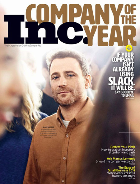 Inc. Magazine USA - December January 2016