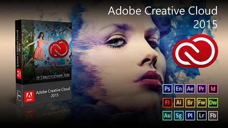 Adobe Creative Cloud Collection CC 2015 (Updated 11.2015) MacOSX