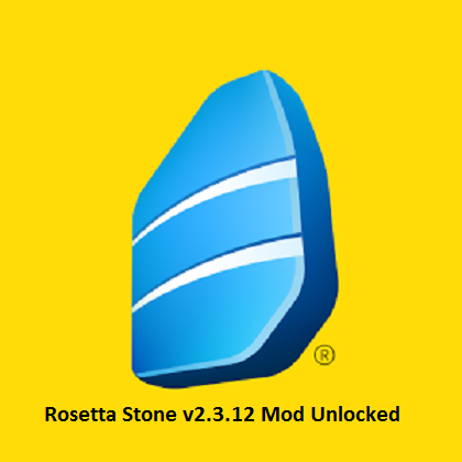 Rosetta Stone v2.3.12 Mod Unlocked for Android