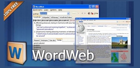 WordWeb Pro Ultimate Reference Bundle 8.01a Retail