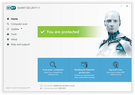 ESET NOD32 Antivirus & Smart Security 9.0.349 (x86 x64)