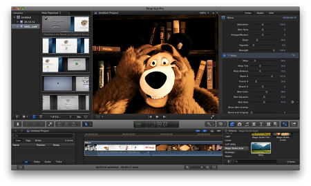 Red Giant Magic Bullet Suite v12.1.3 (Mac OS X)